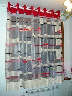 шторы на гардине